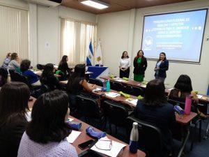 ORMUSA y FGR desarrollaron diplomado: Jurisdicción especializada para una vida libre de violencia y discriminación para las mujeres