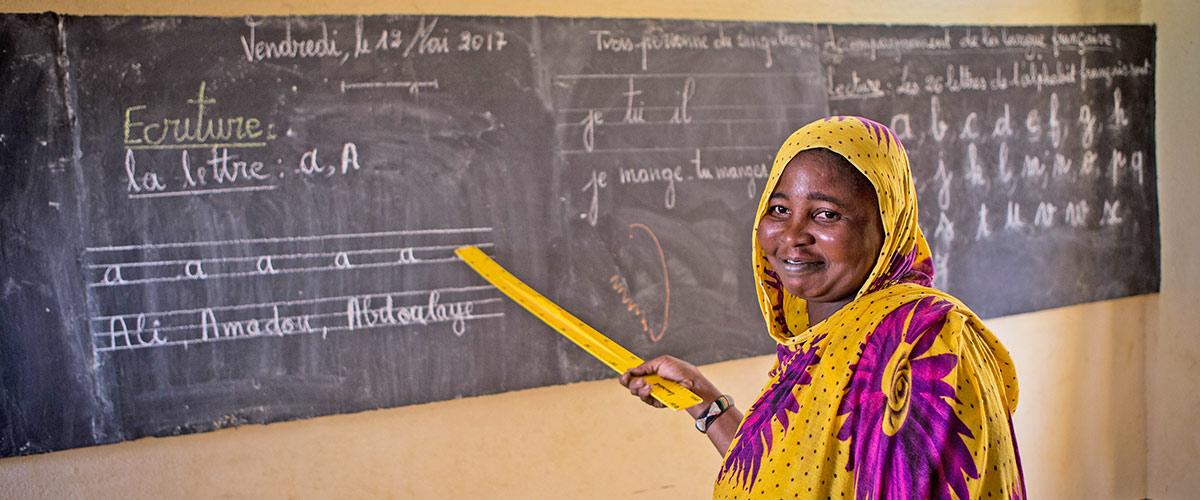 8 de septiembre – Día Internacional de la Alfabetización