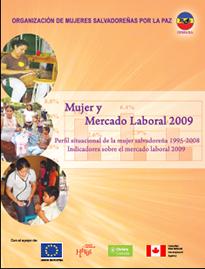 Mujer y Mercado Laboral El Salvador 2009
