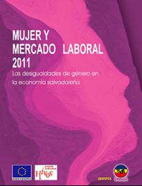 Mujer y Mercado Laboral El Salvador 2011