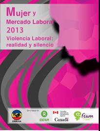 Mujer y Mercado Laboral El Salvador 2013