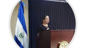 ORMUSA realizó ponencia sobre violencia contra las mujeres e interseccionalidad en la Corte Suprema de Justicia