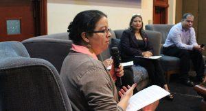 ORMUSA participó en panel sobre acceso a la justicia para mujeres víctimas de violencia sexual