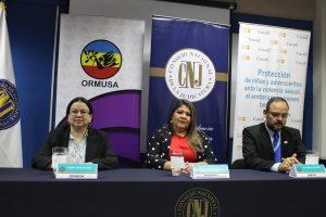 CNJ y ORMUSA inauguran Diplomado en victimología y derecho internacional de protección a derechos humanos de las mujeres