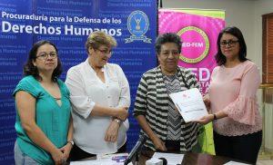 RED FEM manifiesta preocupación por reiteradas expresiones de poder desde las instituciones gubernamentales