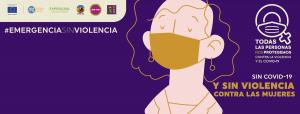 Organizaciones lanzan campaña de sensibilización de la violencia contra las mujeres en el marco de la emergencia por COVID-19