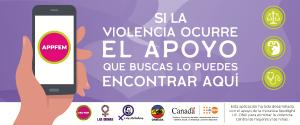 Ante la pandemia más permanente – la violencia contra las mujeres-  ponemos a disposición nuevas tecnologías como sistema de alerta temprana