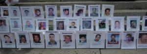 Día Internacional de las Víctimas de Desapariciones Forzadas – 30 de agosto