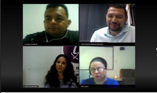 CNJ y ORMUSA desarrollaron seminario web sobre la Cultura de la Violación