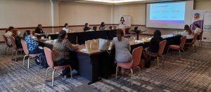 ORMUSA presenta resultados de Monitoreo de servicios de atención a mujeres víctimas por razones de género en: PNC y PGR