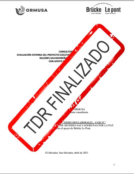Lee más sobre el artículo TdR Construcción de Sistema de variables de género subsistemas administrativos PNC 1a. Convocatoria