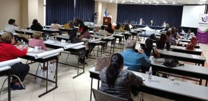 Lee más sobre el artículo ORMUSA y CSJ realizaron formación especializada para intervención del Trabajo Social desde el Derecho Antidiscriminatorio y perspectiva diferencial por motivos de sexo