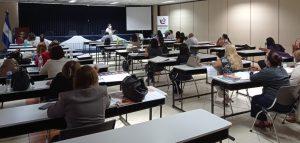Lee más sobre el artículo ORMUSA y CSJ concluyen proceso de formación especializada para intervención del Trabajo Social