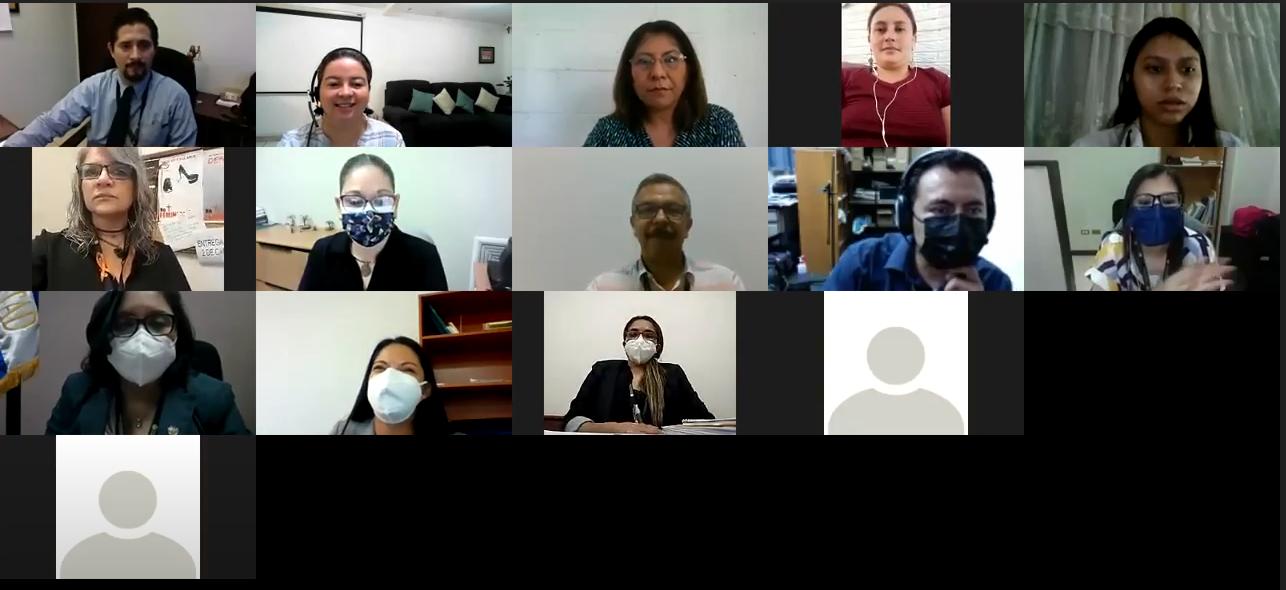 Lee más sobre el artículo ORMUSA y CSJ realizaron conversatorio sobre la imagen de las mujeres en la institución judicial