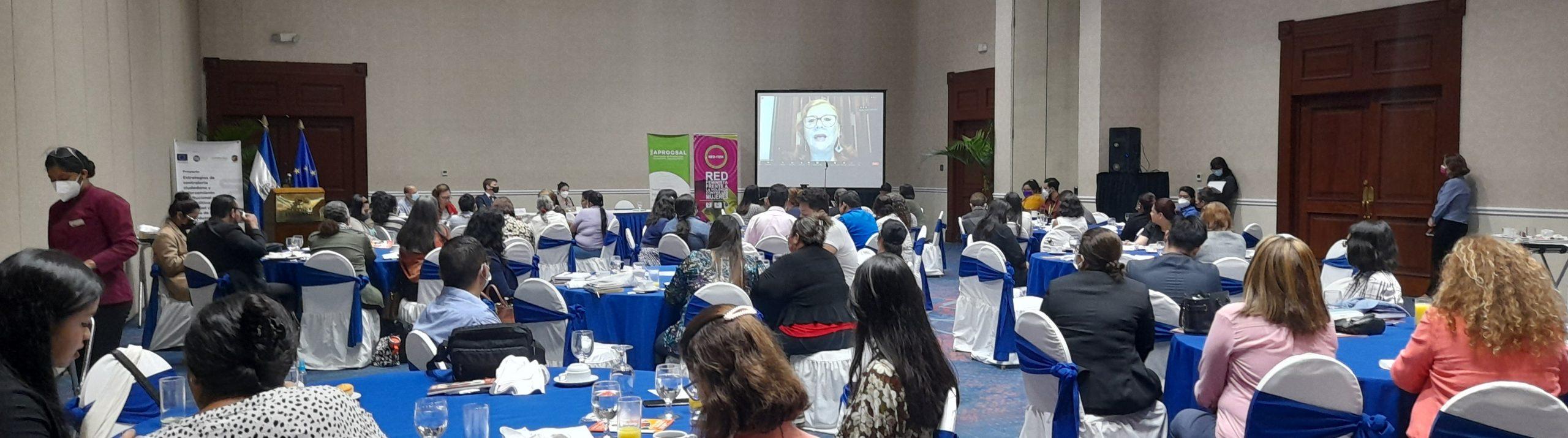 Lee más sobre el artículo REDFEM presentó Índice de seguridad de las mujeres (ISM) de El Salvador