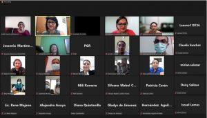 Lee más sobre el artículo ORMUSA y PGR realizaron conversatorio sobre violencia sexual en el ámbito laboral
