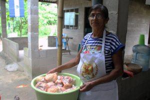 Lee más sobre el artículo ORMUSA en el territorio, visita las granjas de pollo en San Antonio Masahuat
