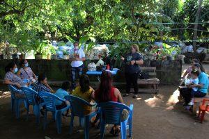 Lee más sobre el artículo ORMUSA en el territorio, realiza jornada sobre empoderamiento de género en Comunidad Los Limones, Ciudad Arce